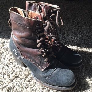Bed Stu Boots Size 8.5